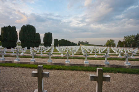 ww1: War graves