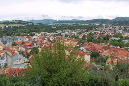 Looking over Rudolstadt