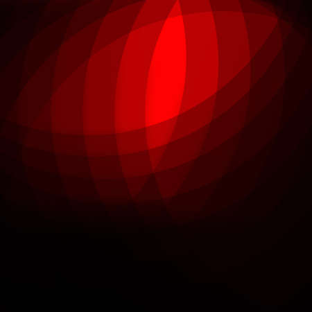 Red line abstract background,Or red and black abstract background illustration