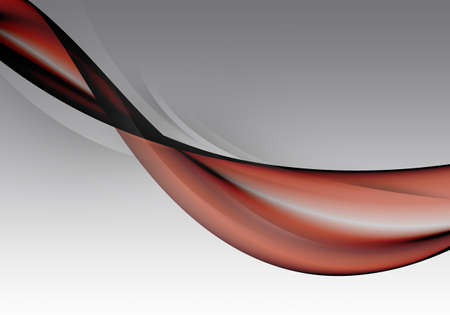 Abstract white, black and and red background waves. Bright abstract background. Stock fotó