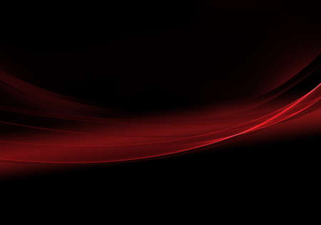 Abstract background waves. Black and maroon red abstract background for wallpaper oder business card Zdjęcie Seryjne