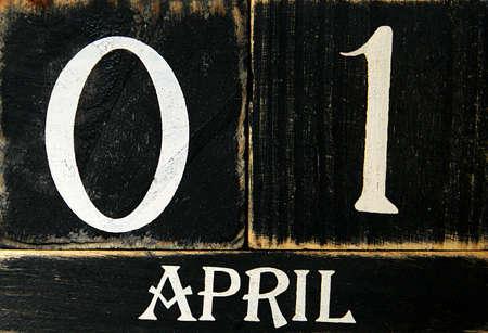old pc: Retro-Calendar April 01