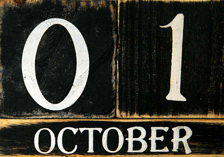 Retro - Calendar photo