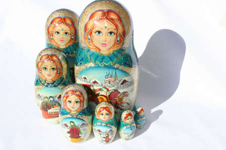 russian Nesteddolls Stock Photo - 508198