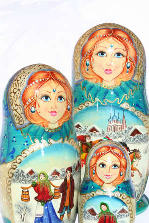 russian Nested dolls Stock Photo - 508197