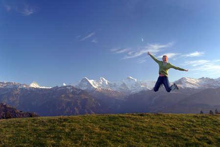 happy freedom Stock Photo - 639259