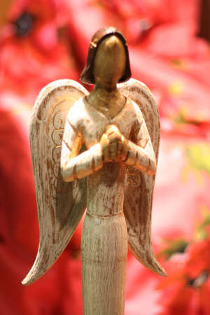 seeting: chistmas figurine angel