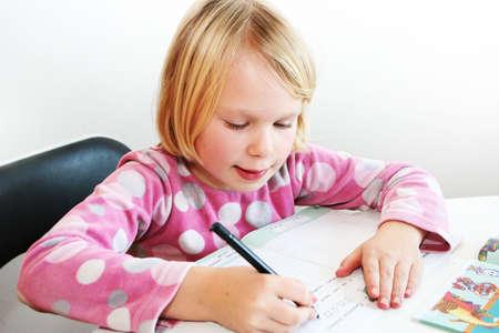 aide: Child teaching