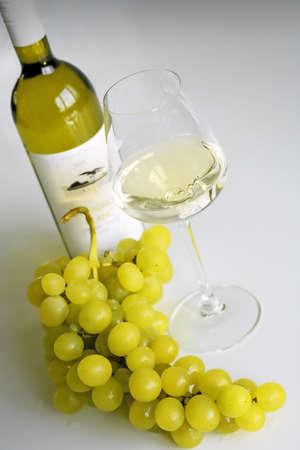 White wine composition Stock Photo - 1478612