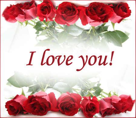 I love you! Stock Photo - 2244922