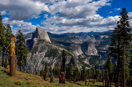 tats: Gorgeous Yosemite National Park, California, USA.