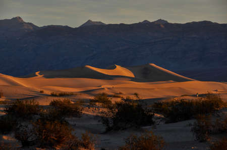 tats: Sand dunes in Death Valley National Park, California, USA.