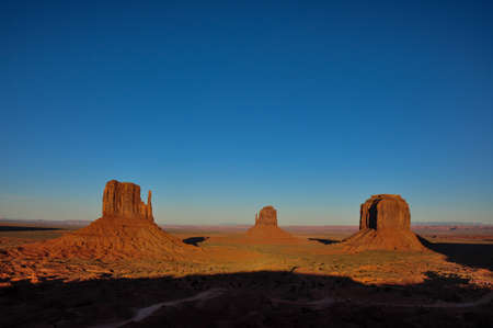 tats: Monument Valley, Arizona, in USA