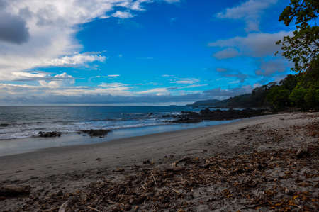 excitacion: Montezuma Beach, Pen�nsula de Nicoya, Costa Rica.