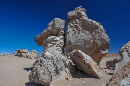 roadless: Weird rocks formation in Sur Lipez, South Bolivia.