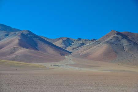 lipez: Gorgeous landscapes of Sur Lipez, South Bolivia.