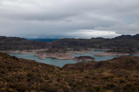 carrera: Lago General Carrera, Carretera Austral, HIghway 7, Chile.