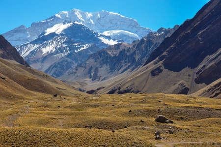 aconcagua: Aconcagua National Park