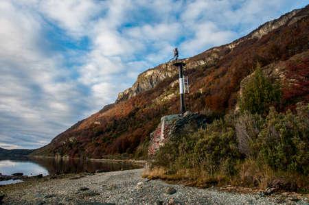 tierra: Landscapes of Tierra del Fuego, South Argentina.