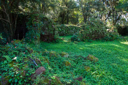 ignacio: San Ignacio Mini Jesuites ruins, Misiones, Argentina. Stock Photo
