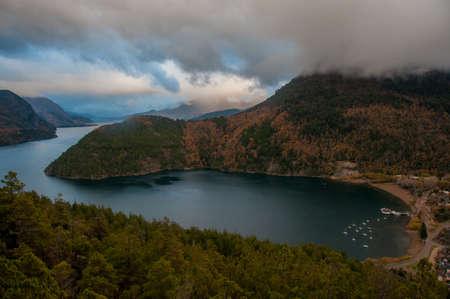 San Martin de los Andes, in Argentina. photo