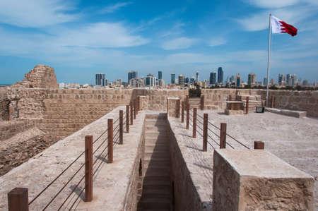bahrain: Qal At Al Bahrain Fort, Island of Bahrain