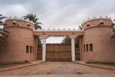 extravagant: Riyadh extravagant and huge houses, Saudi Arabia.