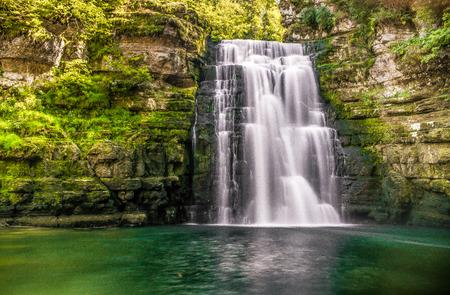 Waterfall of the Saut du Doubs