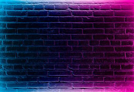 Colore neon stile elettronico discoteca sfondo concetto.