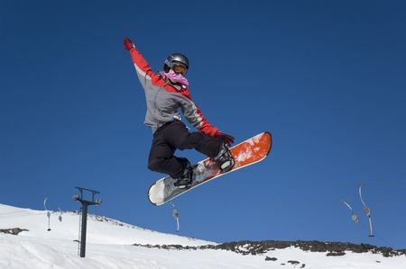 Snow Board Rodeo photo