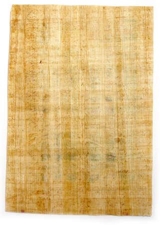 Parchment photo