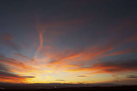 navarra: Skyscape on Navarra