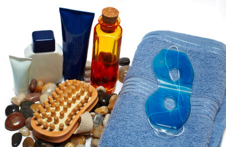 produits de beaut�: Accessoires de bain et produits de beaut�