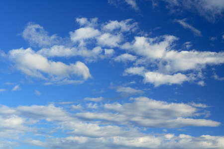 Beautiful clouds on a autumn day on the mountain Stock Photo - 585849