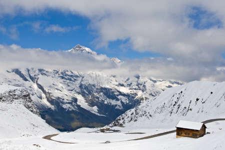 tauern: Grossglockner high alpine road, National Park Hohe Tauern, Austria