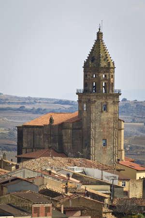 alava: Iglesia de Nuestra Se?ora de la Asunci�n, Elvillar, Alava, Espa�a
