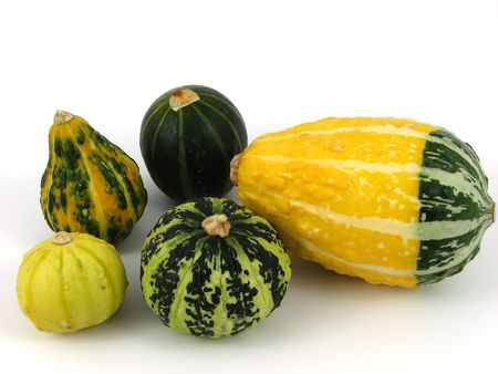pumpkin at decoration and compositions of vegetables Stock Photo - 1878901