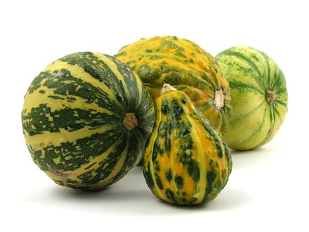 pumpkin at decoration and compositions of vegetables Stock Photo - 1878904
