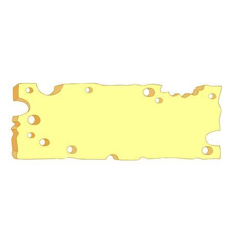slab: slab of cheese