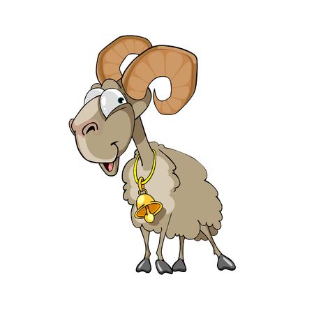 mouton cartoon: Cartoon ovins