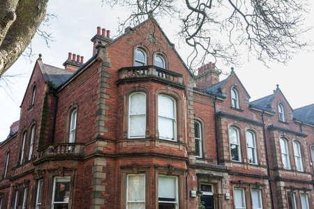 Old House in Belfast, UK