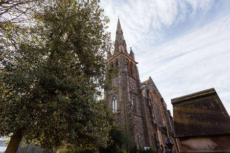 Old Church, Belfast, UK