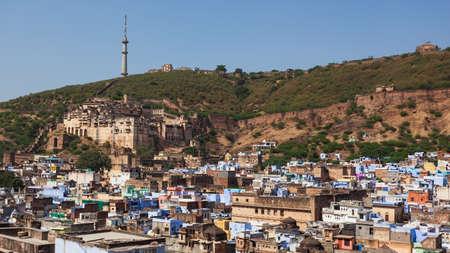 View of Bundi, Rajasthan, India