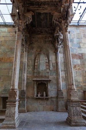Step Well in Bundi, Rajasthan, India