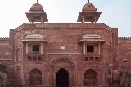 Fatehpur Skiri Fort, Fatehpur Sikri, Uttar Pradesh, India