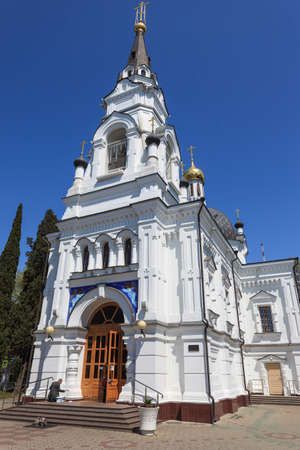 St. Michael Church, Sochi, Russia (Exterior)
