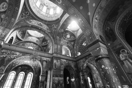 New Athos Monastery Church (Inside), Abkhazia