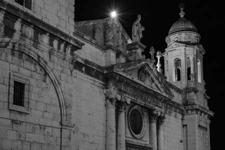 Basilica Menor de San Ildefonso, Jaen, Andalusia, Spain Banque d'images