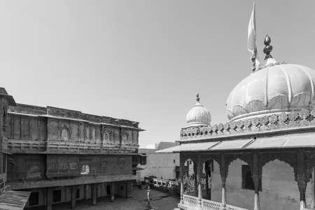 Pokhran Fort, Rajasthan, India