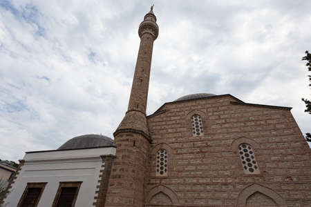 Lead Mosque, Berat, Albania